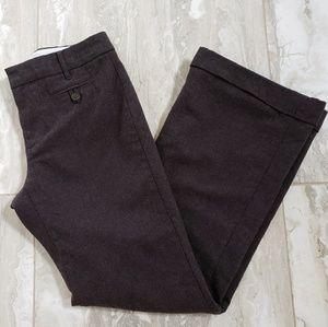 GAP Virgin Wool Cuffed Dress Pants